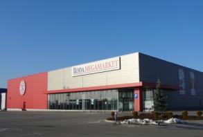 RODA - MERKATOR Hypermarket