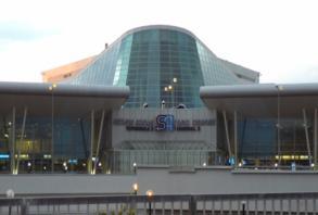 Летище София Терминал 2