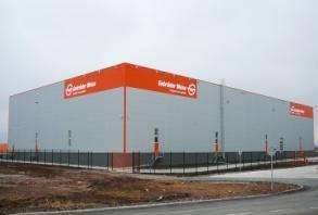 GEBRÜDER WEISS - Logistic centre