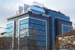 VM Ware - Office building